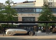 The Renault EZ-Ultimo Takes Another Futuristic Approach to Driverless Mobility - image 798475