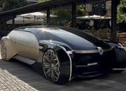 The Renault EZ-Ultimo Takes Another Futuristic Approach to Driverless Mobility - image 798401