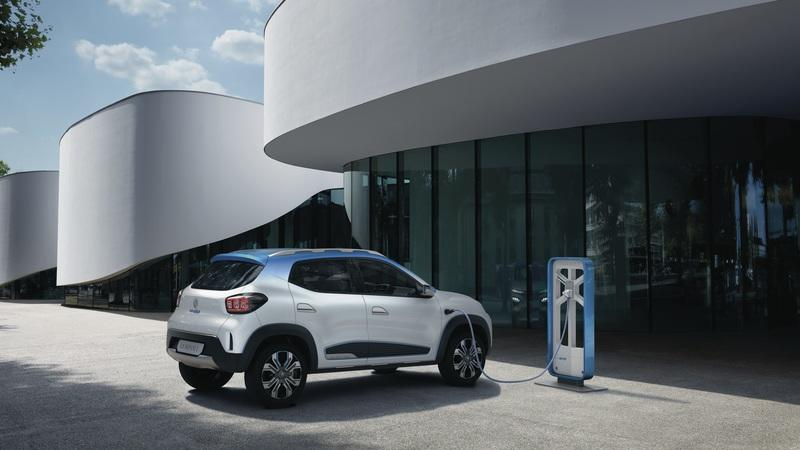 The Future of Renault Lies in this KWID-Based Electric Crossover Concept from the Paris Motor Show