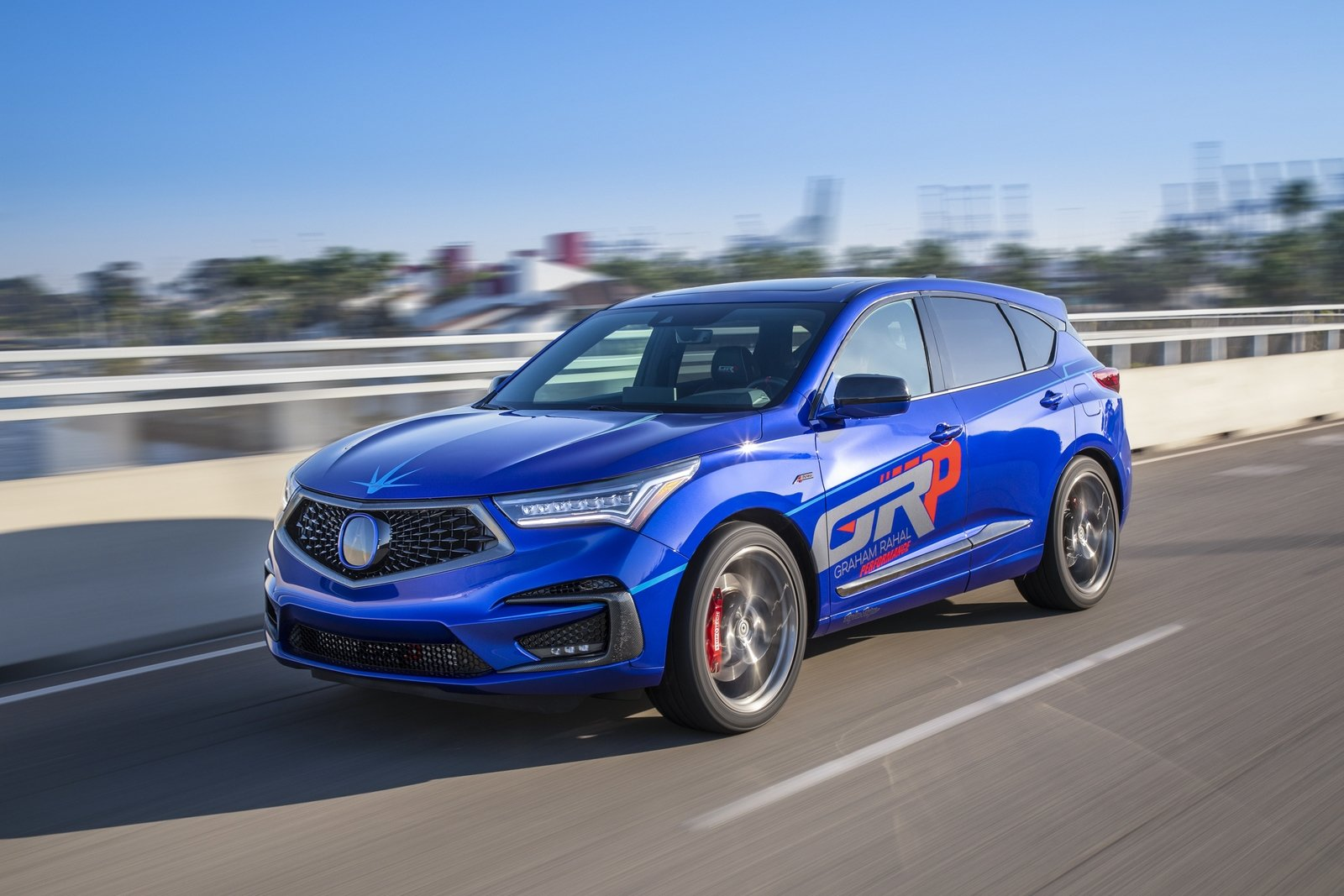 2018 acura rdx a spec by graham rahal performance top speed. Black Bedroom Furniture Sets. Home Design Ideas