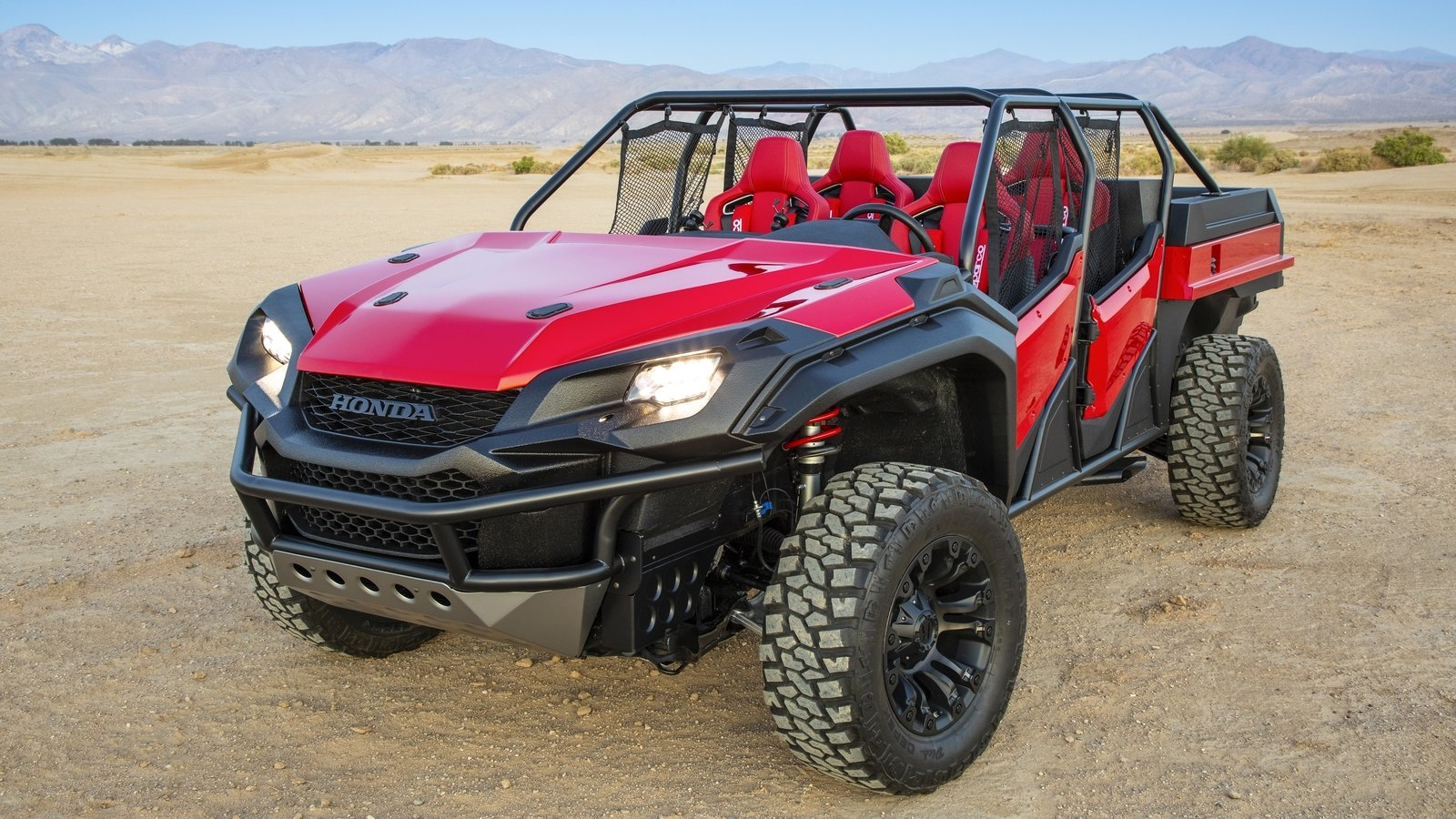 2018 Honda Rugged Open Air Vehicle Concept | Top Speed