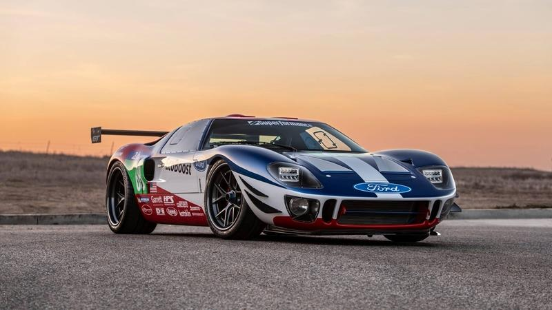 2018 Superformance Future GT Forty