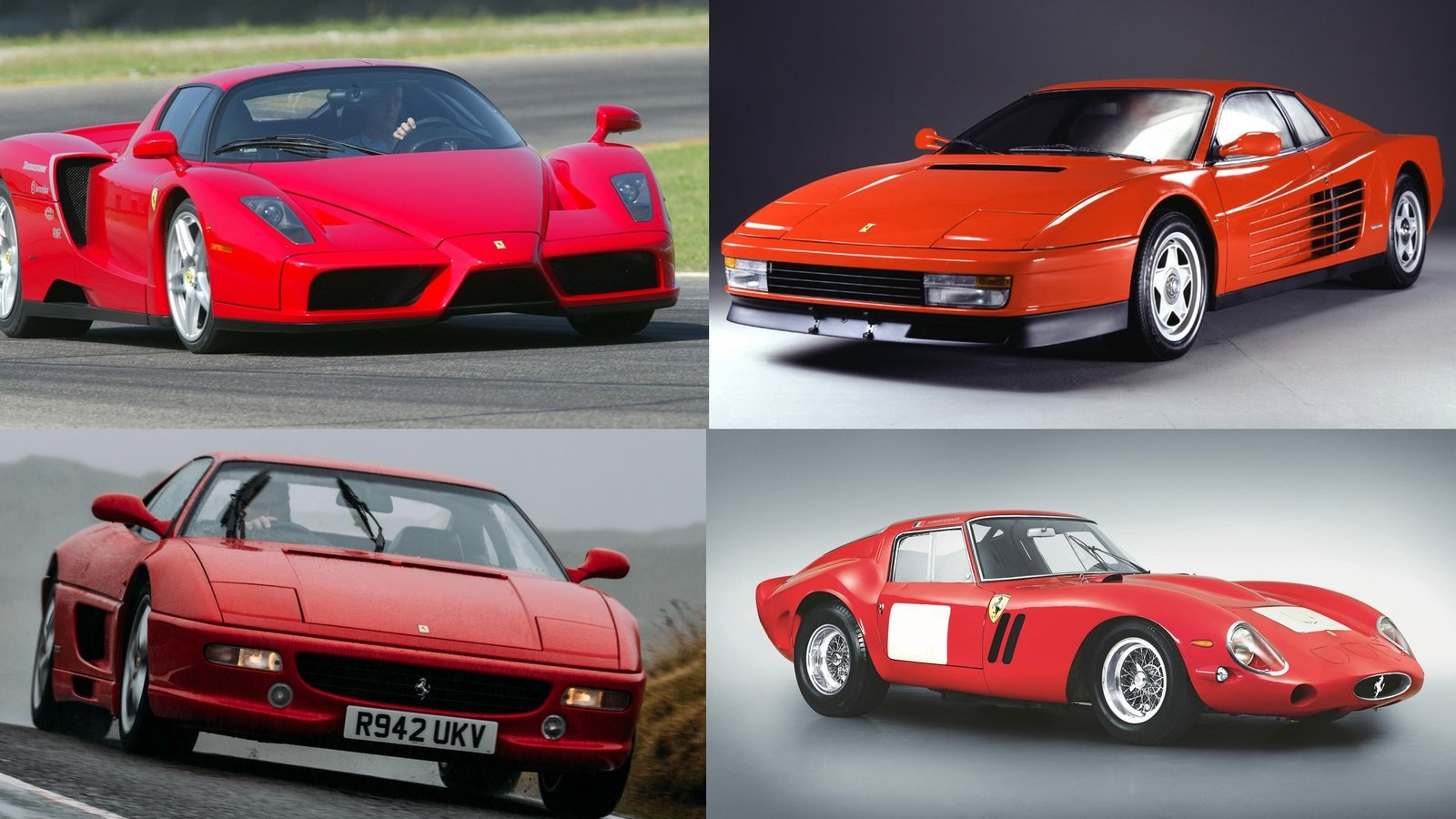 The 10 Best Ferraris Of All Time Top Speed