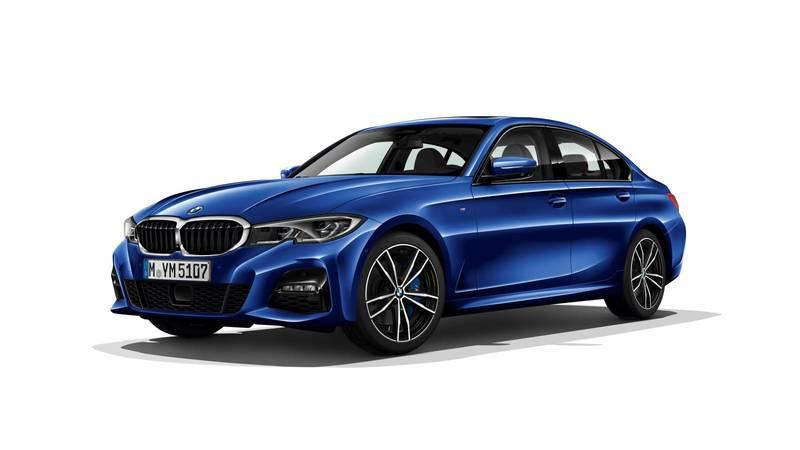 Leaked Configurator Images of the 2019 3 Series Show Off the Finer Design Points