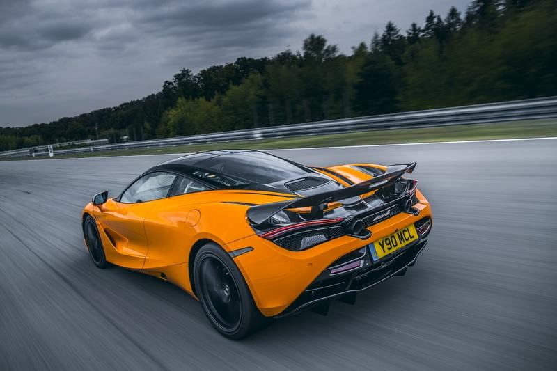 The 2019 McLaren 720S Goes On A Diet To Become Lighter And Faster But More Expensive Exterior - image 802053