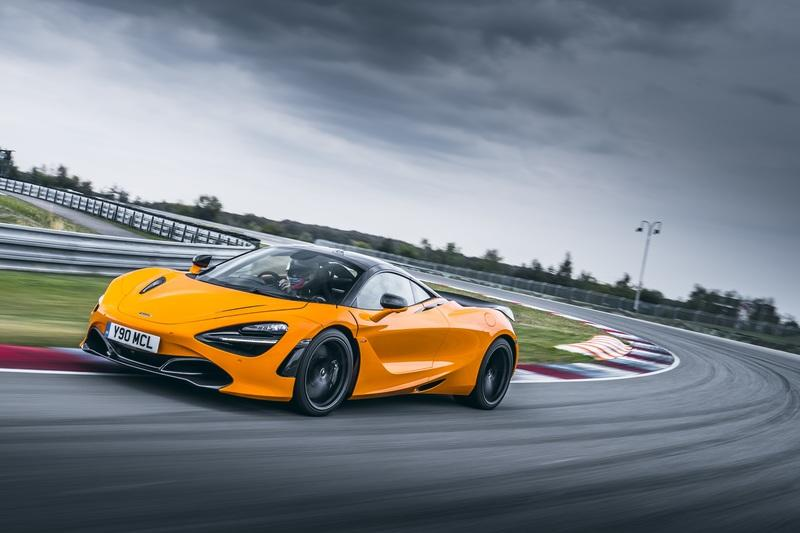 The 2019 McLaren 720S Goes On A Diet To Become Lighter And Faster But More Expensive