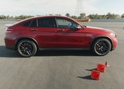 The 2019 Mercedes GLC 63 S Might Be Ugly but It's Faster Than the AMG GT R - image 802167