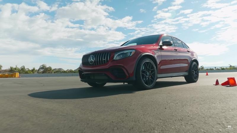 The 2019 Mercedes GLC 63 S Might Be Ugly but It's Faster Than the AMG GT R