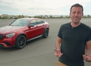 The 2019 Mercedes GLC 63 S Might Be Ugly but It's Faster Than the AMG GT R - image 802170