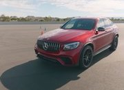 The 2019 Mercedes GLC 63 S Might Be Ugly but It's Faster Than the AMG GT R - image 802171
