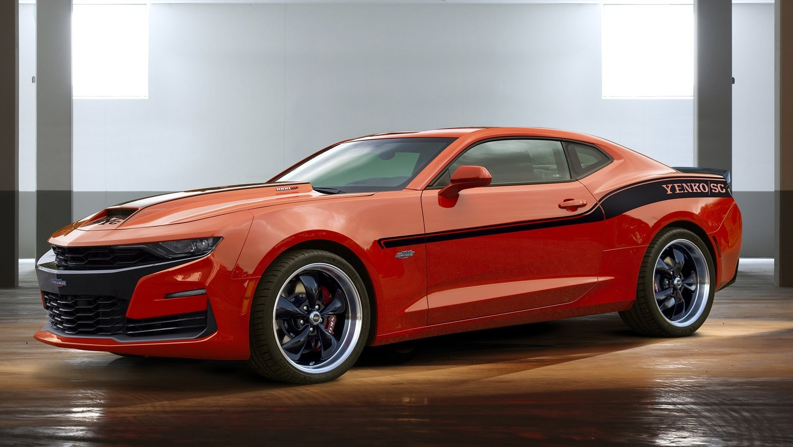 The 2019 Yenko Chevy Camaro Is A 1,000 HP Monstrosity Of A ...