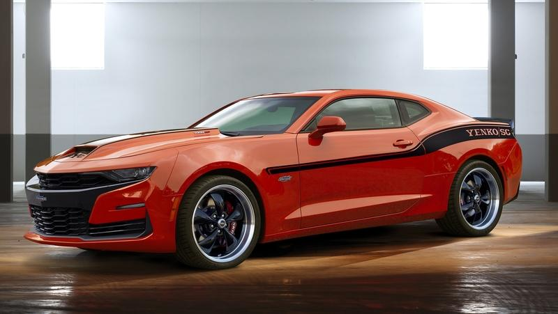 Chevrolet Camaro: Latest News, Reviews, Specifications ...