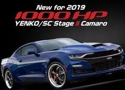 The 2019 Yenko Chevy Camaro Is A 1,000 HP Monstrosity of a Muscle Car - image 800818