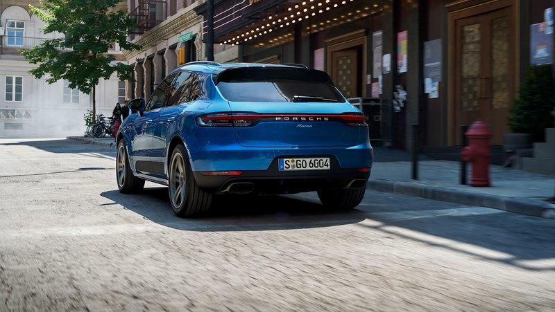 The All-New Euro-Spec 2019 Porsche Macan Revealed in Paris