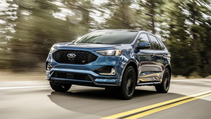 The Ford Edge RS Could Become A Reality In The Future