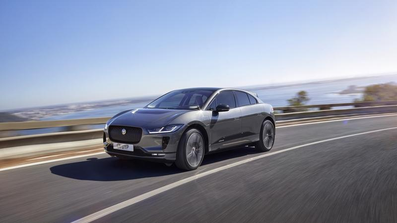 The Jaguar I-Pace Will Deliver Subpar Range Compared to the Tesla Model X, Hyundai Kona, and Chevy Bolt