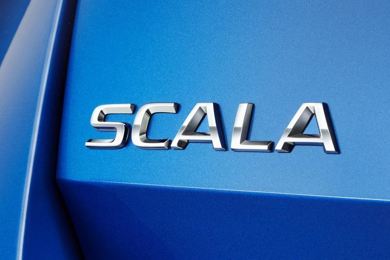 The Next-Gen Skoda Rapid will go by the Name 'Scala' - image 801253