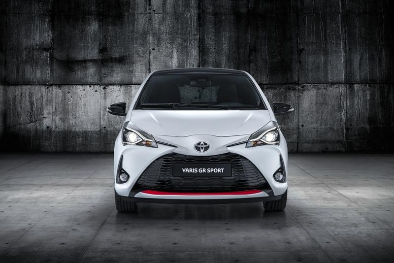 The Toyota Yaris GR Sport Cruises into Paris with Updated Looks and Revised Hardware - image 798520