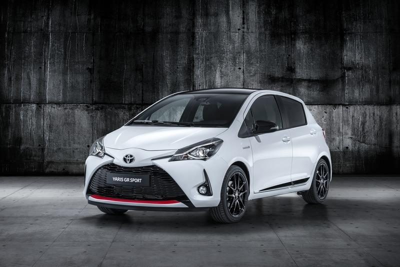 The Toyota Yaris GR Sport Cruises into Paris with Updated Looks and Revised Hardware - image 798521