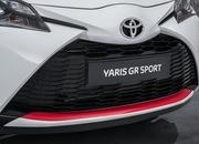 The Toyota Yaris GR Sport Cruises into Paris with Updated Looks and Revised Hardware - image 798523