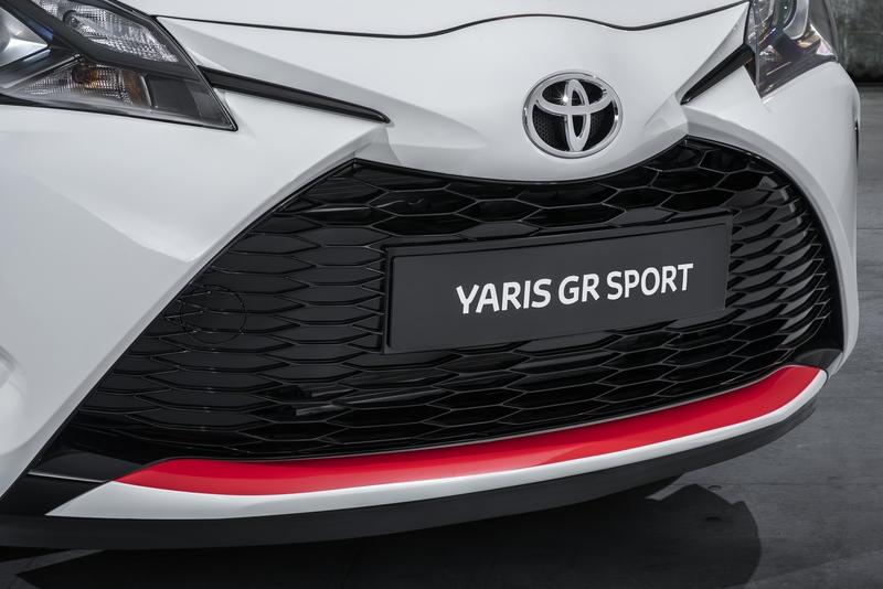 The Toyota Yaris GR Sport Cruises into Paris with Updated Looks and Revised Hardware