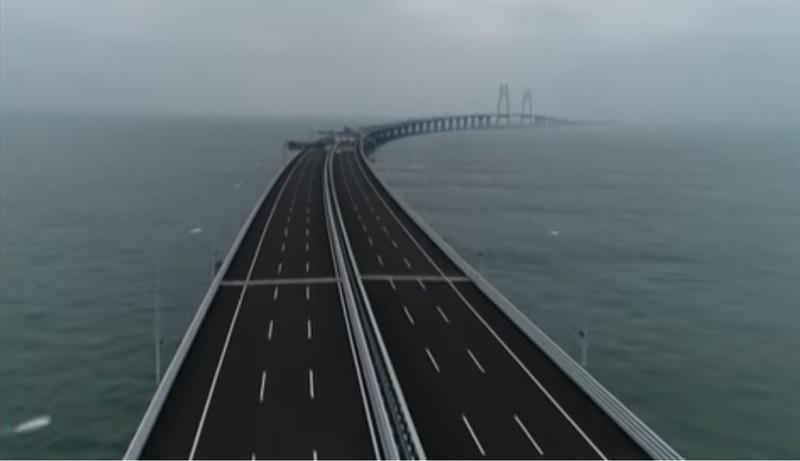 The World's Longest Sea Bridge is Strong Enough to Withstand Anything Mother Nature Can Throw at It - image 801597