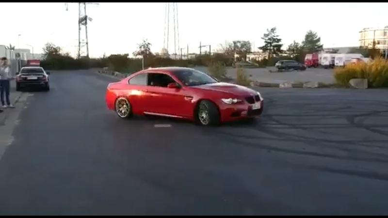 This is What Happens When You Push a BMW M3 Too Hard: Video