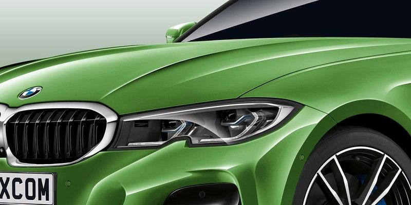This Rendering of the 2020 BMW 4 Series with 3 Series Styling Gives a Glimpse Into the Future - image 798644
