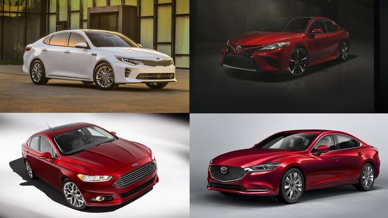 Top 10 Family Sedans Ranked from Worst to Best