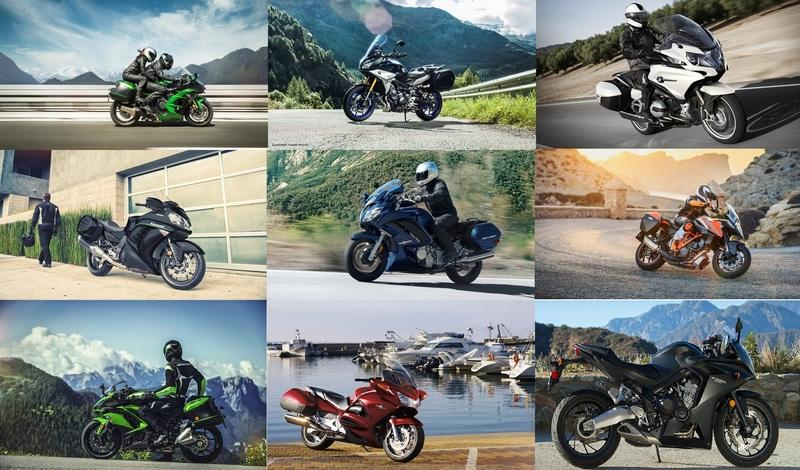 Top 10 Sports-Tourers of 2018