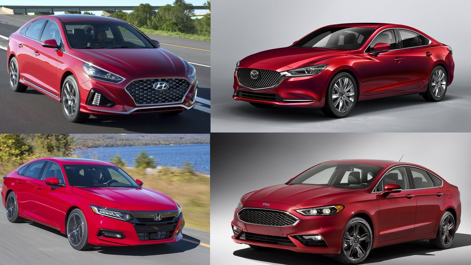 Best Luxury Midsize Cars For The Money In 2018: Top Midsize Sedans Of 2018