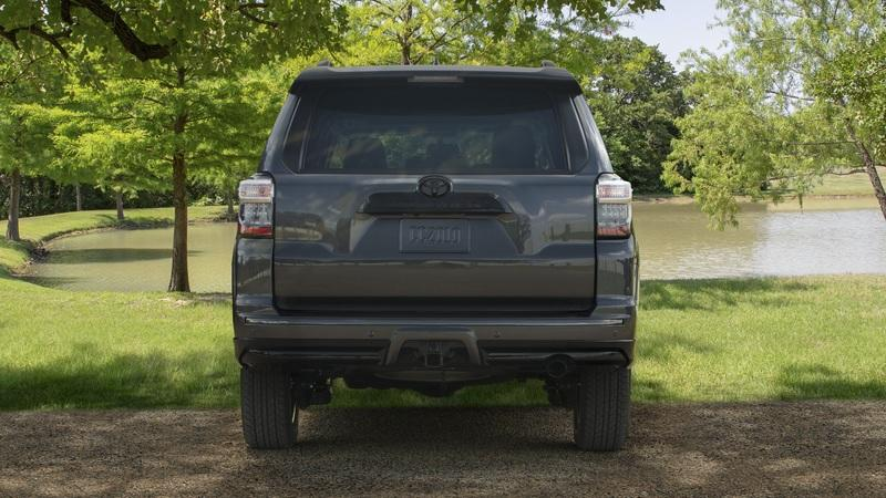 2019 Toyota 4Runner Nightshade Special Edition