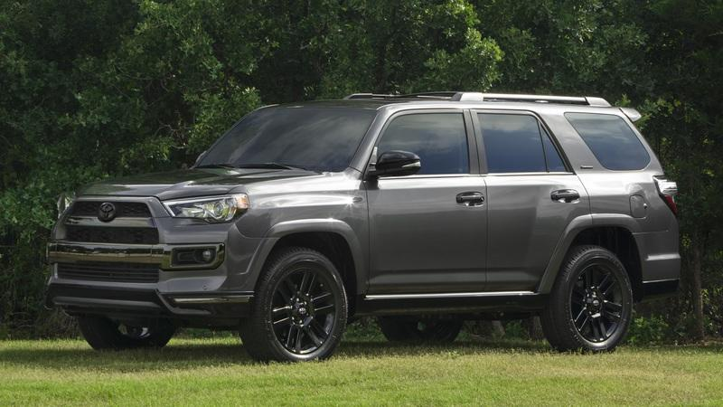 2019 Toyota 4Runner Nightshade Special Edition - image 800835