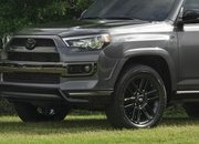 2019 Toyota 4Runner Nightshade Special Edition - image 800732