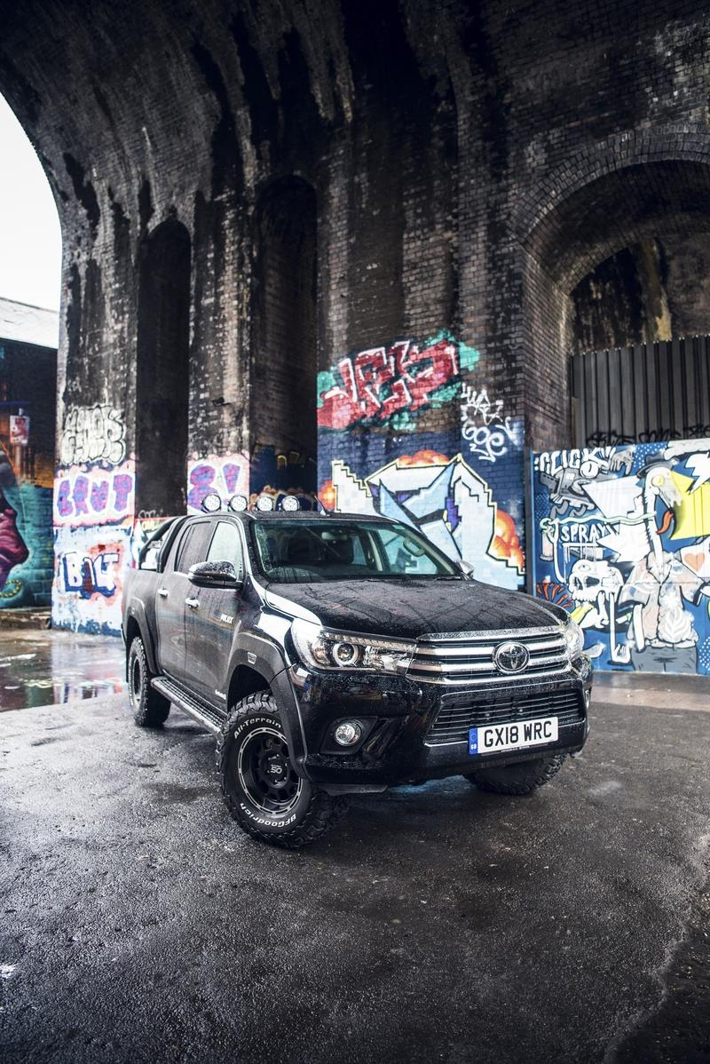 2018 Toyota HiLux Invincible 50