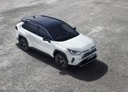 The 2019 Toyota RAV4 Hybrid Proves Efficiency Can Look Good at the Paris Motor Show - image 798526