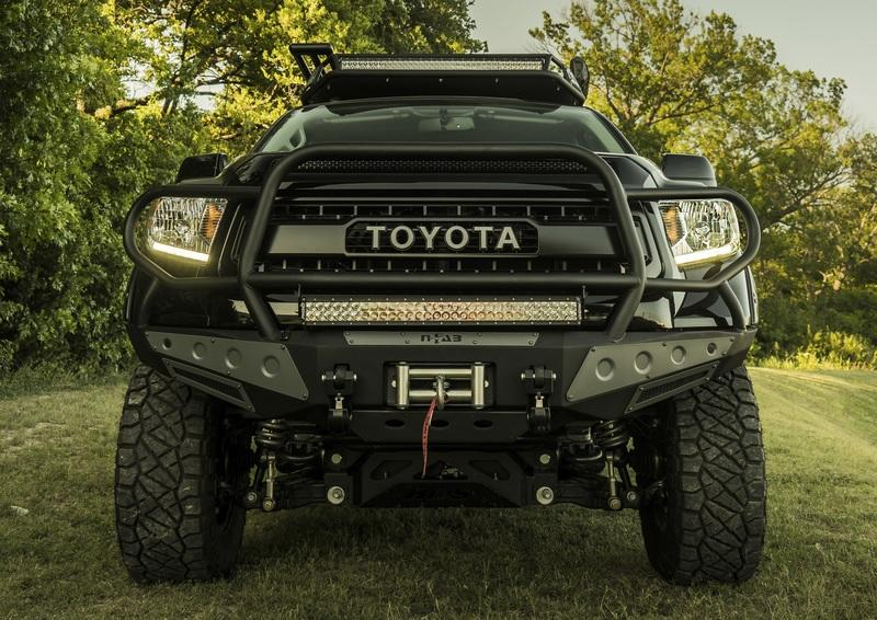 2018 Toyota Tundra for Kevin Costner by Working Complete Customs