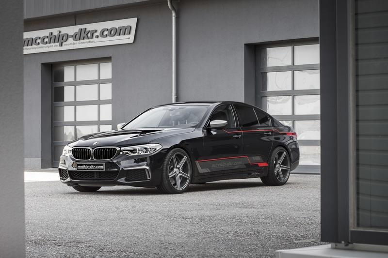 Tuner squeezes extra power and torque from BMW M550d xDrive
