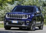 Jeep Renegade to Get a Plug-in Version by 2020 - image 798827