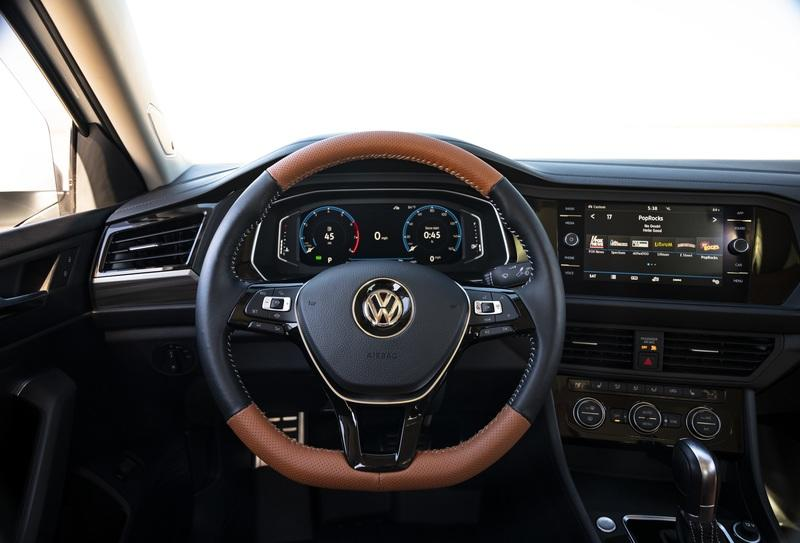 2018 Volkswagen Jetta SEL Air Design USA