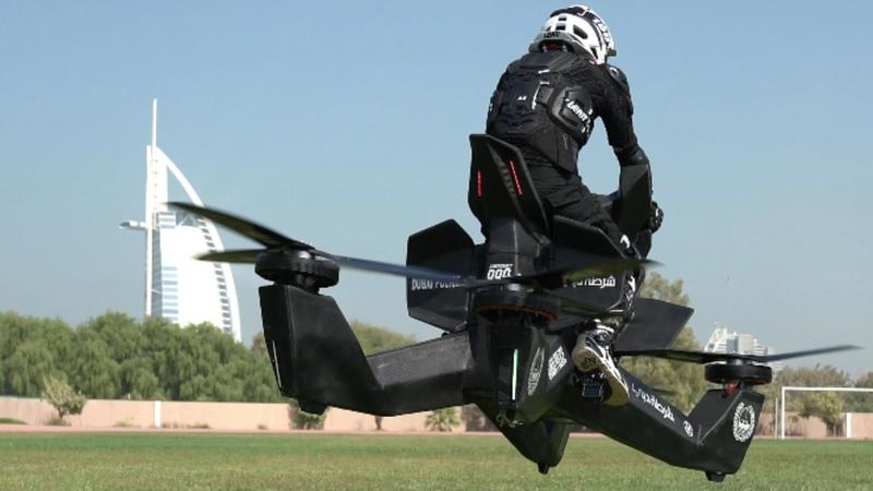 Want a Personal Hoverbike? Well You Can Order the HoverSurf S3 Right Now