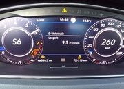 Watch a Golf 7 R Performance Pack Max Out at 163 MPH - image 802991
