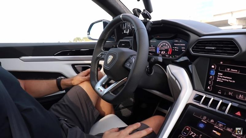 Watch the Lamborghini Urus Hit 60 MPH in 2.93 Seconds While Sounding Ridiculously Awesome