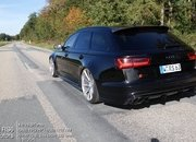 Watch this Insane Audi RS6 Hit 204 MPH From a Dig: Video - image 800149