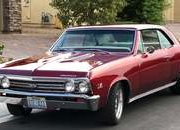 1967 Chevrolet Chevelle SS - image 803614