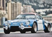 1974 Renault Alpine A110 1800 Group 4 Works - image 803524