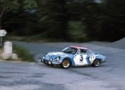 1974 Renault Alpine A110 1800 Group 4 Works - image 803525