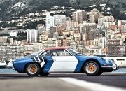 1974 Renault Alpine A110 1800 Group 4 Works - image 803540