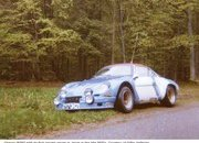 1974 Renault Alpine A110 1800 Group 4 Works - image 803515