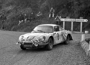 1974 Renault Alpine A110 1800 Group 4 Works - image 803545